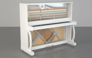 Excellence Upright Piano